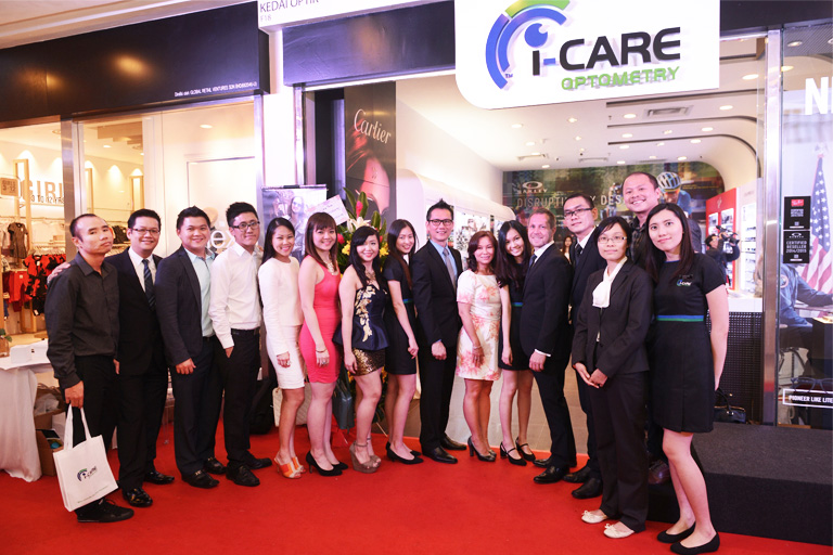 One of the Leading Eye Care and Eyewear Providers in Klang Valley and Kuala Lumpur